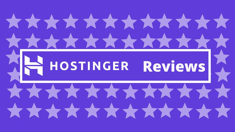 Hostinger Reviews