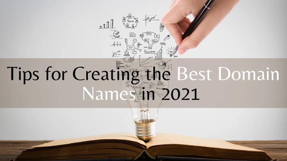 Best Domain Names in 2021