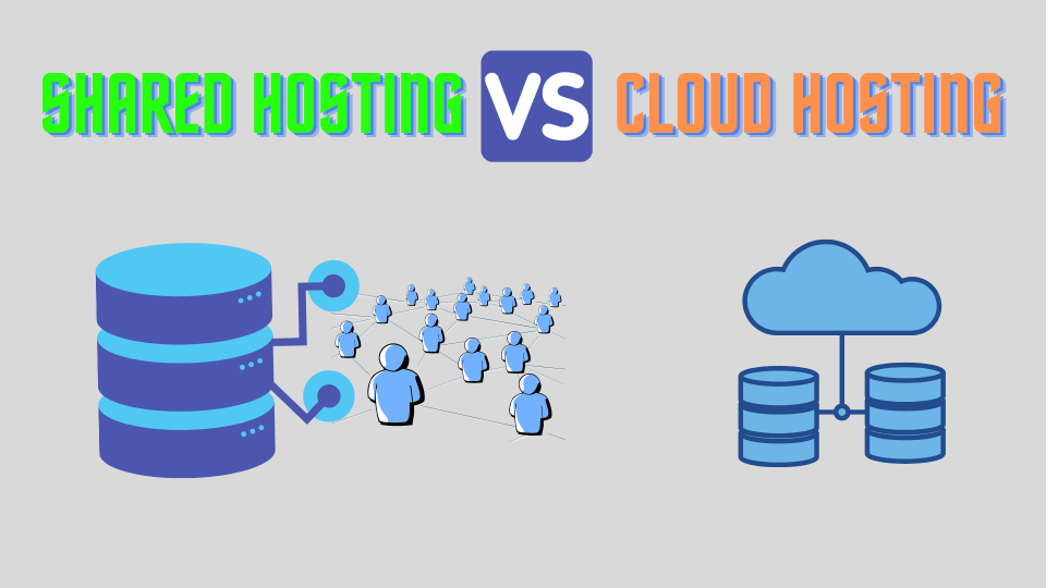 Cloud VS Shared Hosting