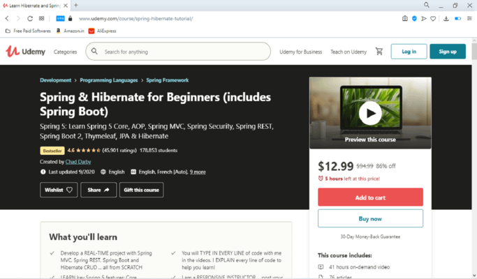 How to download Udemy paid courses Step-2