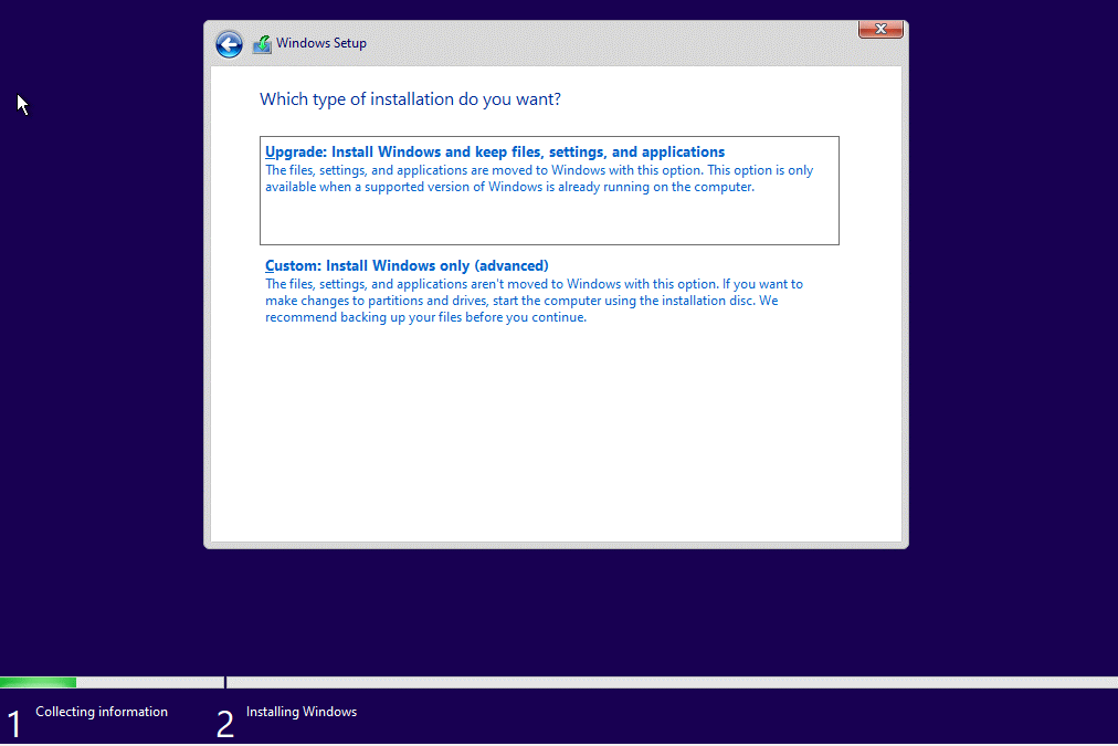 How to Install Windows 10 Step 6