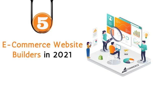 e-commerce website builders