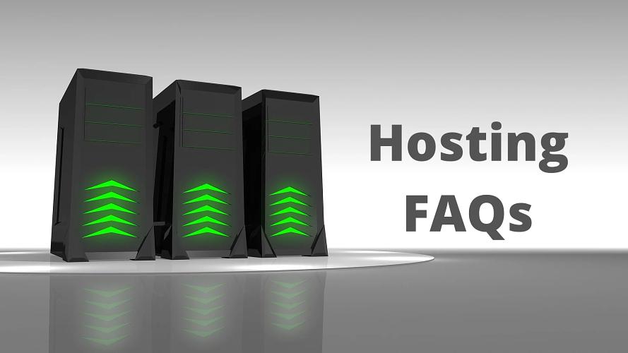 Hosting FAQs