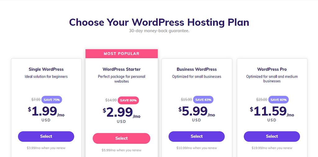 Hostinger WordPress Hosting Reviews